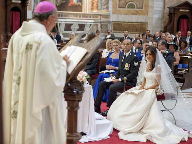 Il matrimonio di Filipppo e Fabiana a Montefiascone, Viterbo 40