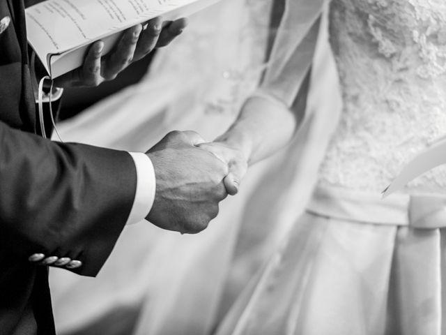 Il matrimonio di Filipppo e Fabiana a Montefiascone, Viterbo 41