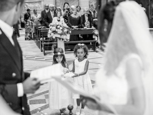 Il matrimonio di Filipppo e Fabiana a Montefiascone, Viterbo 43