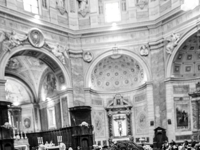 Il matrimonio di Filipppo e Fabiana a Montefiascone, Viterbo 44
