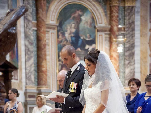 Il matrimonio di Filipppo e Fabiana a Montefiascone, Viterbo 45