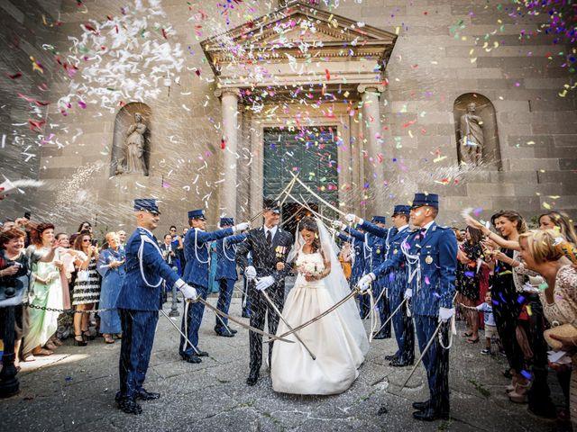 Il matrimonio di Filipppo e Fabiana a Montefiascone, Viterbo 46