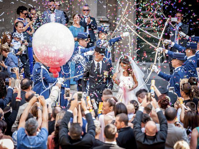 Il matrimonio di Filipppo e Fabiana a Montefiascone, Viterbo 47