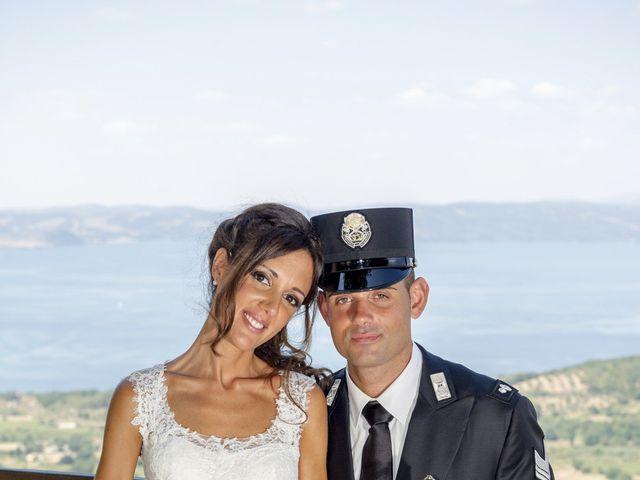Il matrimonio di Filipppo e Fabiana a Montefiascone, Viterbo 50