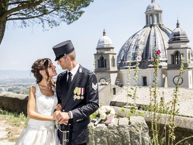 le nozze di Fabiana e Filipppo