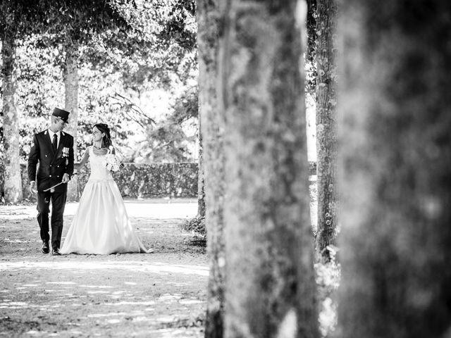 Il matrimonio di Filipppo e Fabiana a Montefiascone, Viterbo 54