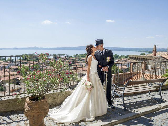 Il matrimonio di Filipppo e Fabiana a Montefiascone, Viterbo 58
