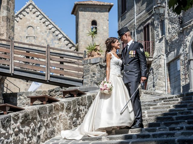 Il matrimonio di Filipppo e Fabiana a Montefiascone, Viterbo 59