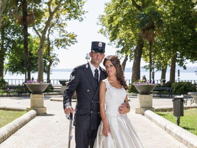 Il matrimonio di Filipppo e Fabiana a Montefiascone, Viterbo 61