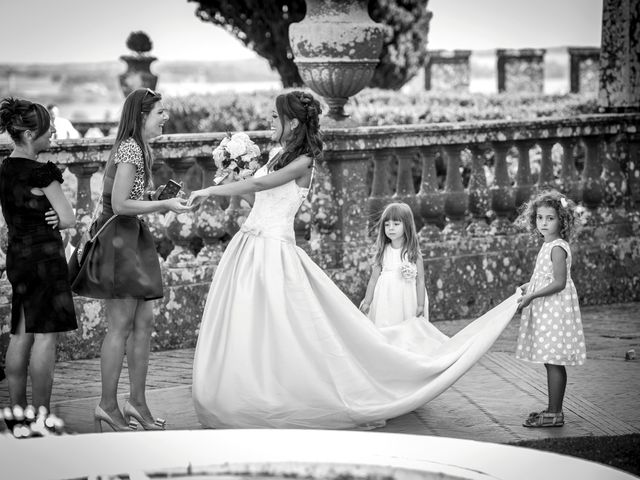 Il matrimonio di Filipppo e Fabiana a Montefiascone, Viterbo 62