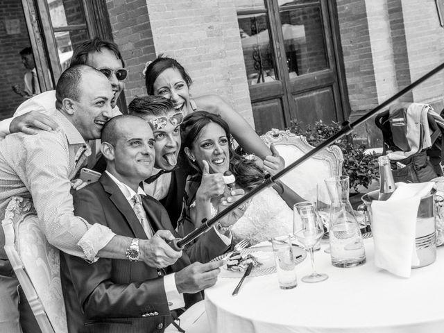 Il matrimonio di Filipppo e Fabiana a Montefiascone, Viterbo 65