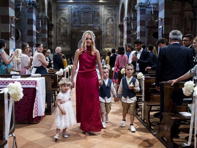 Il matrimonio di Letizia e Andrea a Parma, Parma 18