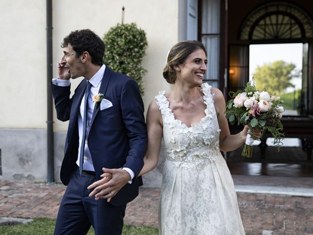 Le nozze di Andrea e Letizia