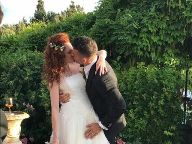 Il matrimonio di Gianluca Polichetti e Giulia Picchi a Montespertoli, Firenze 2