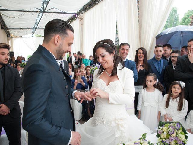 Il matrimonio di Michela e Anna a Misano di Gera d'Adda, Bergamo 40