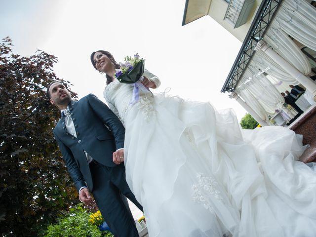 Il matrimonio di Michela e Anna a Misano di Gera d'Adda, Bergamo 59