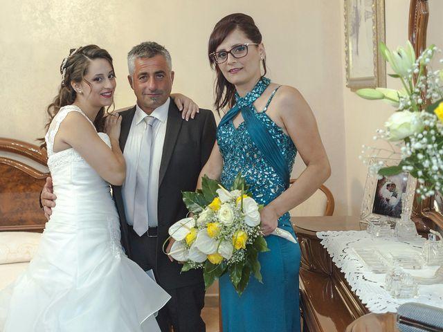 Il matrimonio di Gianluca e Roberta a Roccapalumba, Palermo 9