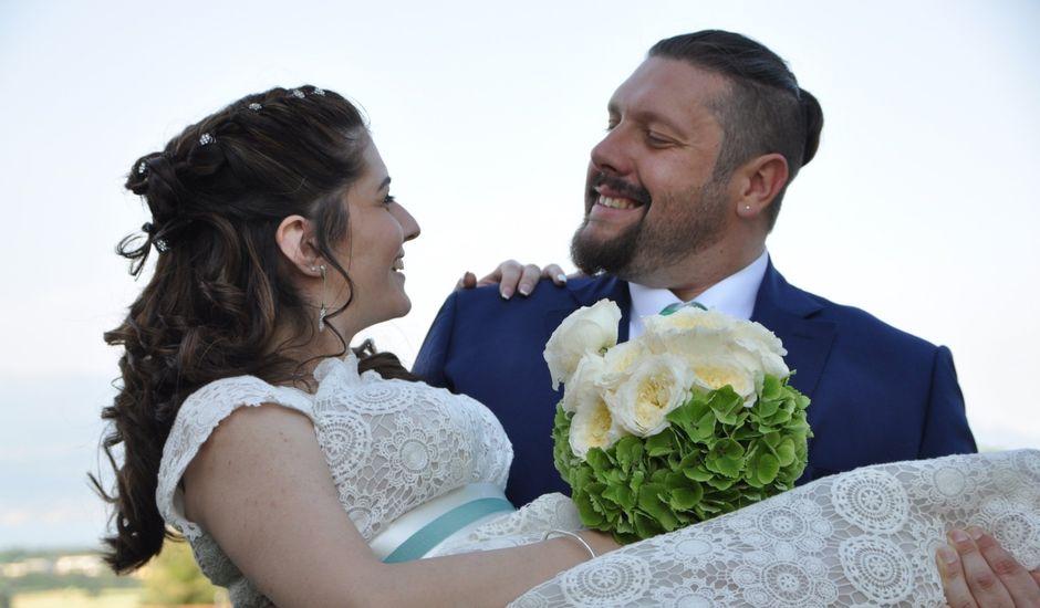 Il matrimonio di Maria e Corrado a Polpenazze del Garda, Brescia