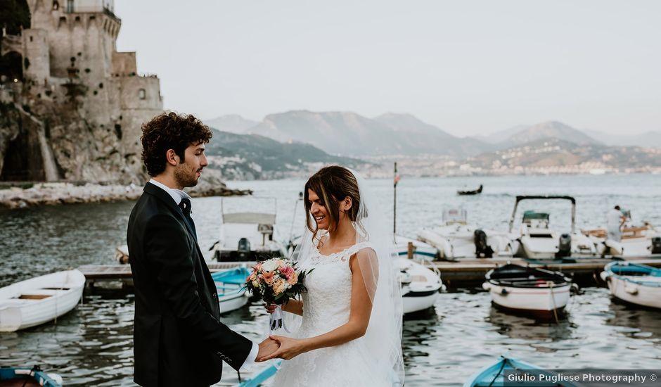 Il matrimonio di Gian Luca e Nicoletta a Vietri sul Mare, Salerno