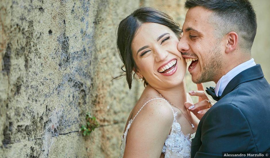 Il matrimonio di Carlo e Selene a Palermo, Palermo