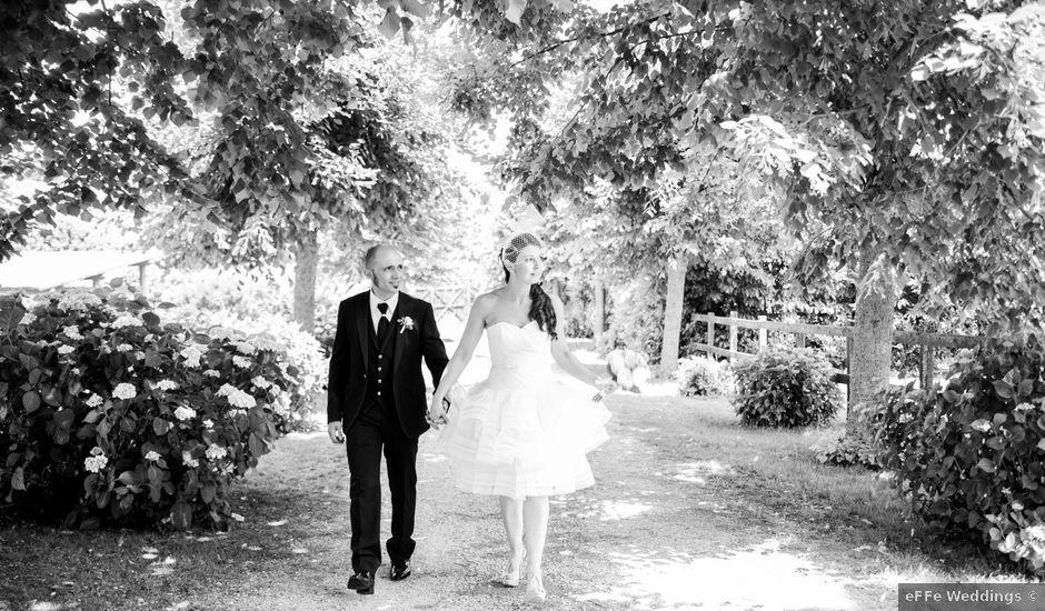 Il matrimonio di Christian e Arianna a Viterbo, Viterbo
