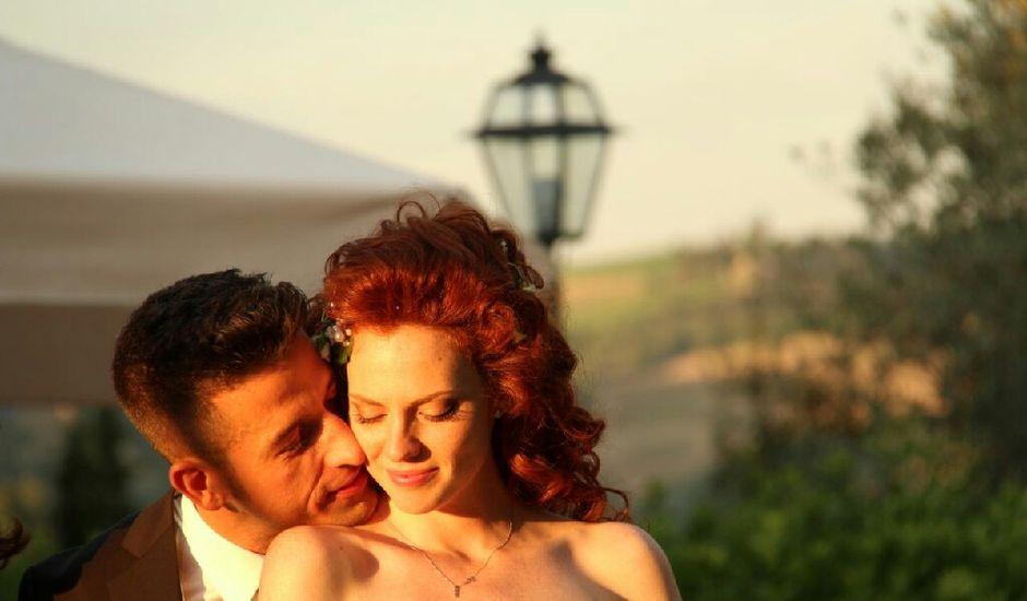Il matrimonio di Gianluca Polichetti e Giulia Picchi a Montespertoli, Firenze