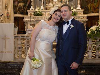 Le nozze di Maurizio e Marta