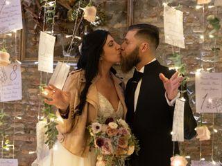 Le nozze di Daniela e Giancarlo