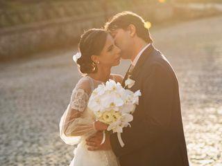 Le nozze di Chiara e Armando