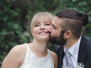 Le nozze di Noemi e Domenico
