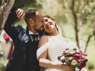 Le nozze di Vanessa e Gabriele