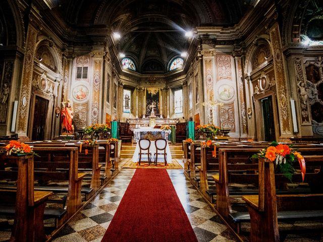 Il matrimonio di Davide e Roberta a Fornovo San Giovanni, Bergamo 27