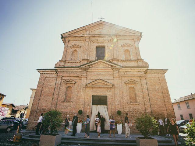 Il matrimonio di Davide e Roberta a Fornovo San Giovanni, Bergamo 28