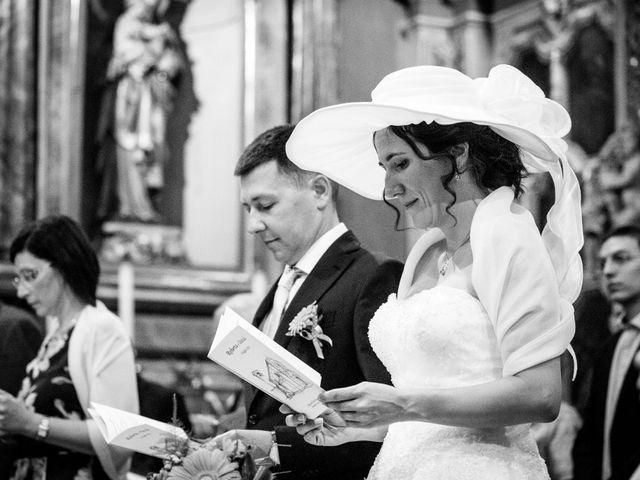 Il matrimonio di Davide e Roberta a Fornovo San Giovanni, Bergamo 35