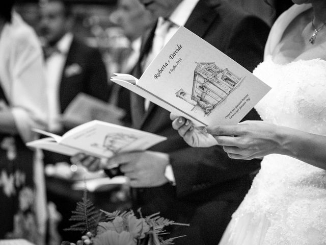 Il matrimonio di Davide e Roberta a Fornovo San Giovanni, Bergamo 36