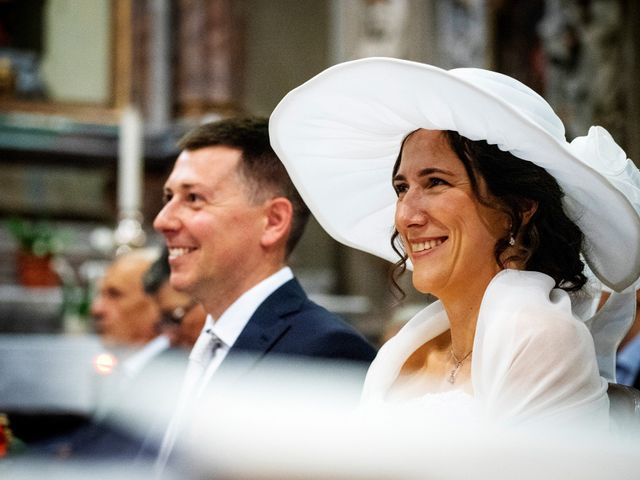 Il matrimonio di Davide e Roberta a Fornovo San Giovanni, Bergamo 38