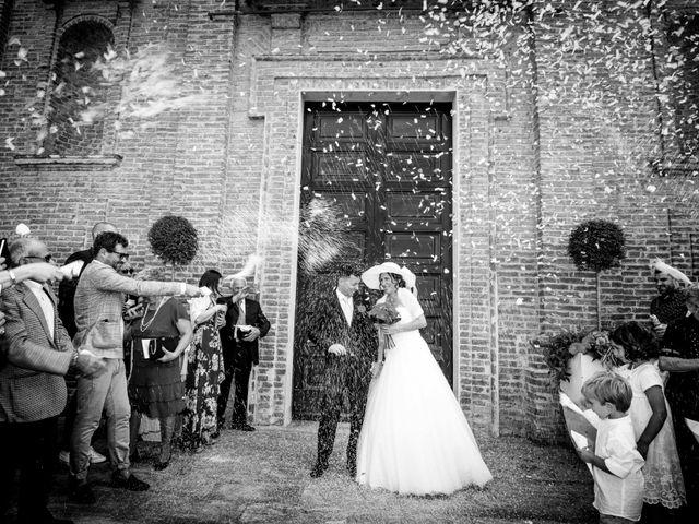 Il matrimonio di Davide e Roberta a Fornovo San Giovanni, Bergamo 40
