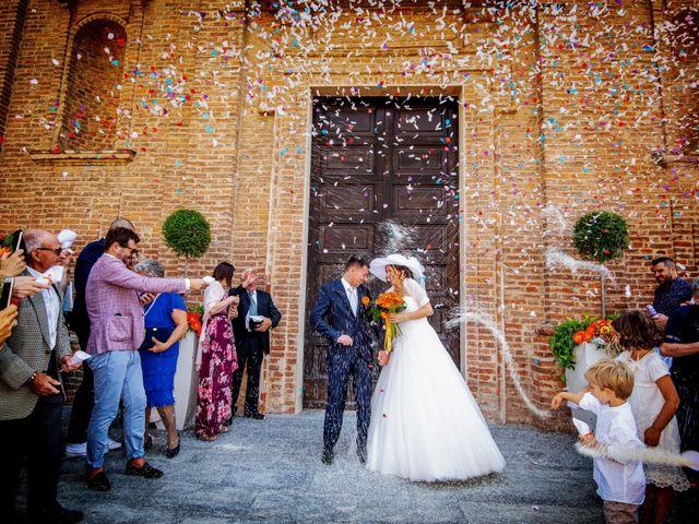 Il matrimonio di Davide e Roberta a Fornovo San Giovanni, Bergamo 41