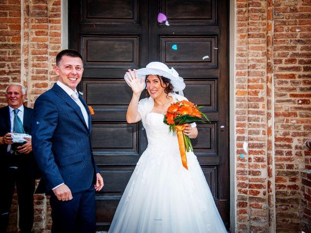 Il matrimonio di Davide e Roberta a Fornovo San Giovanni, Bergamo 43