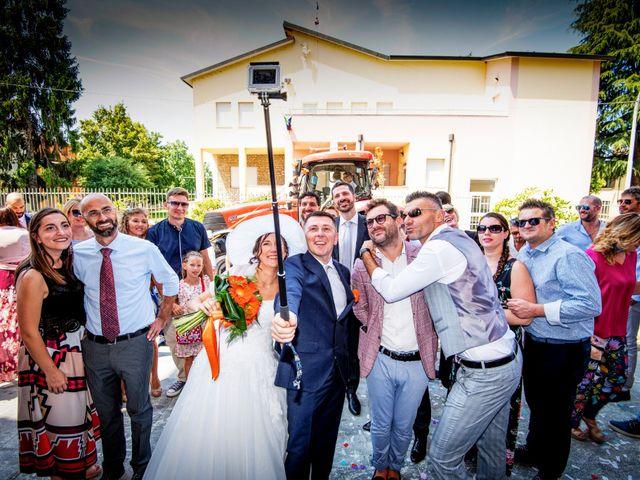Il matrimonio di Davide e Roberta a Fornovo San Giovanni, Bergamo 44