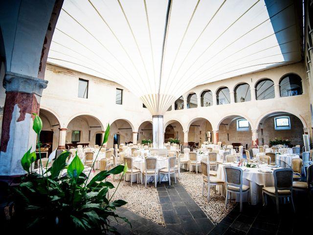 Il matrimonio di Davide e Roberta a Fornovo San Giovanni, Bergamo 52