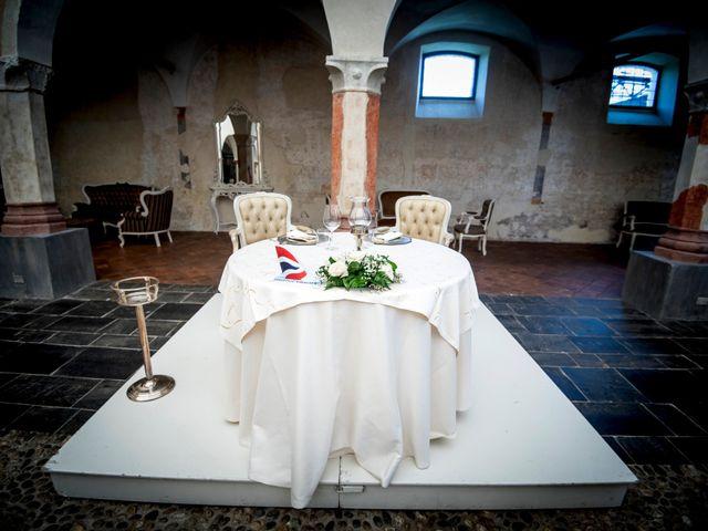 Il matrimonio di Davide e Roberta a Fornovo San Giovanni, Bergamo 53