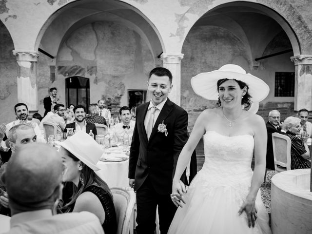 Il matrimonio di Davide e Roberta a Fornovo San Giovanni, Bergamo 59