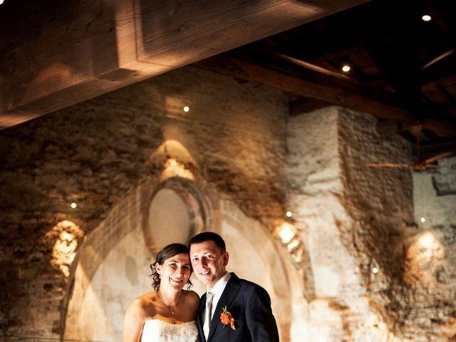 Il matrimonio di Davide e Roberta a Fornovo San Giovanni, Bergamo 69