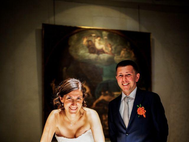 Il matrimonio di Davide e Roberta a Fornovo San Giovanni, Bergamo 70