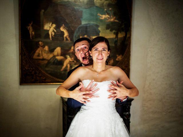 Il matrimonio di Davide e Roberta a Fornovo San Giovanni, Bergamo 71