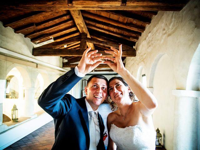 Il matrimonio di Davide e Roberta a Fornovo San Giovanni, Bergamo 74