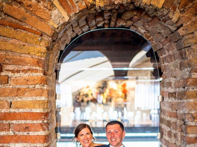 Il matrimonio di Davide e Roberta a Fornovo San Giovanni, Bergamo 75