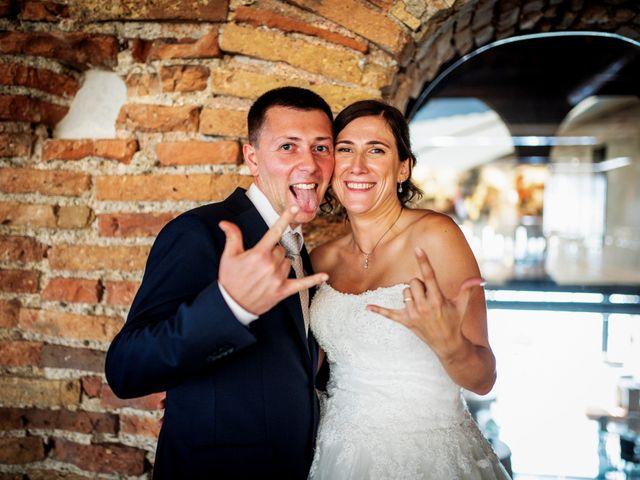 Il matrimonio di Davide e Roberta a Fornovo San Giovanni, Bergamo 80