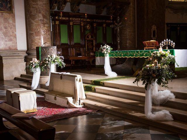 Il matrimonio di Emanuele e Elisa a Montichiari, Brescia 21